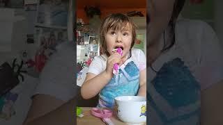 Josie channels Miranda Sings