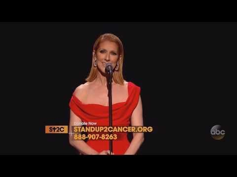 Celine Dion - Recovering (Live on Stand Up...