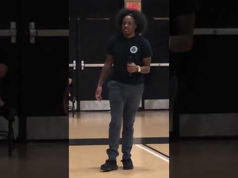 Athletic Scholars Brand (Allendale Middle School) Speaking Engagement