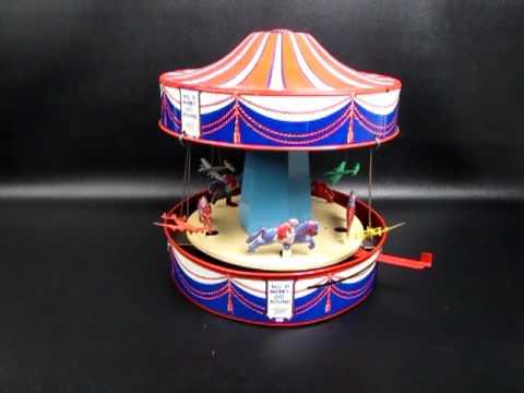 Sorry, vintage marx toys merry go round