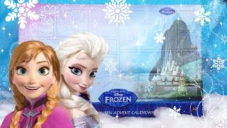Disney's Frozen Queen Advent Calendar with Elsa and Ana