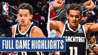 Warriors At Hawks | Full Game Highlights | December 2, 2019