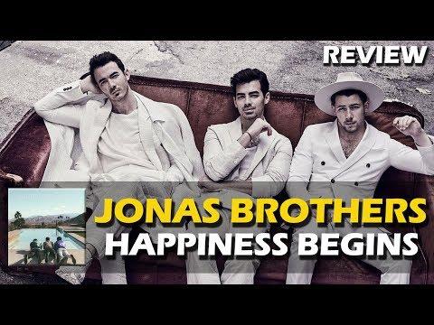 REVIEW  JONAS BROTHERS - HAPPINESS BEGINS FAIXA A FAIXA