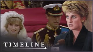 Fourteen Weddings And A Divorce  British Royal Family Documentary  | Timeline