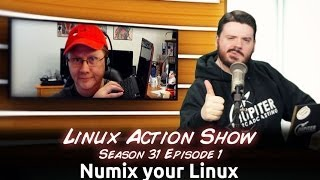Gambar cover Numix your Linux   Linux Action Show s31e01
