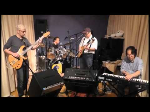 """""""Situation """" JEFF BECK GROUP Cover by Bandome"""
