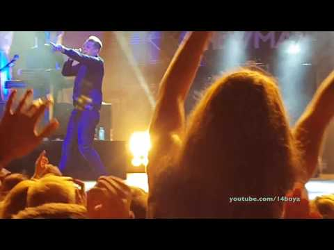 John Newman A - Fest Minsk (Full Version)