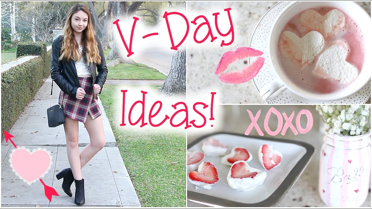 Valentine's Day DIY Ideas: Treats, Outfit, & things to do ...