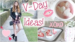 Valentine's Day DIY Ideas: Treats, Outfit, & things to do! | Meredith Foster