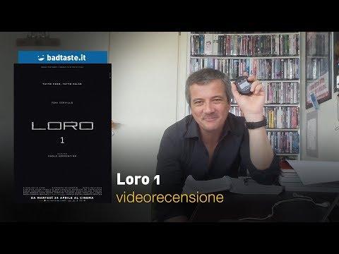 Loro 1, di Paolo Sorrentino   RECENSIONE
