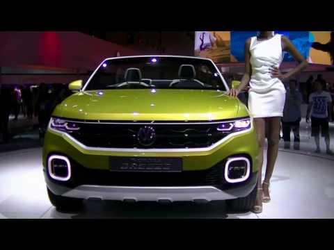 Volkswagen T-Cross Breeze deve chegar ao Brasil em 2018