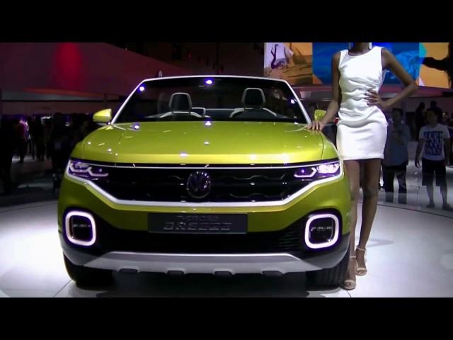 Volkswagen T-Cross Breeze deve chegar ao Brasil em 2019