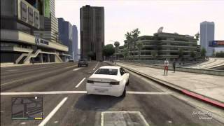 GTA 5: C63 Sound, Honda Accord (Cheval Fugitive) Gameplay Review