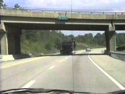 USA Interstate 80 East Tape 21 Part 1 PA Brookville Pennsylvania - Pype's Palace