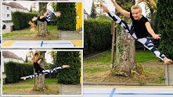 Meine neue AirTrack Bahn ist da 🤩 AirTrack gymnastics cheer and tumbling 🤸♀️