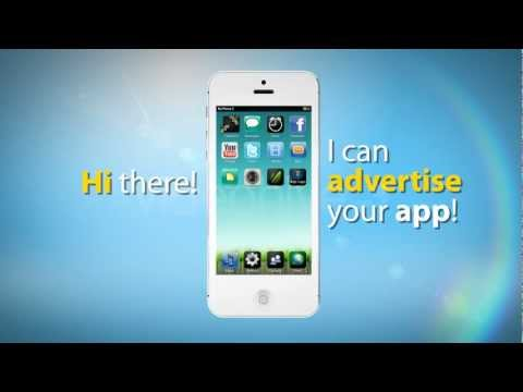 after effects template iphone 5 app advertisement youtube. Black Bedroom Furniture Sets. Home Design Ideas