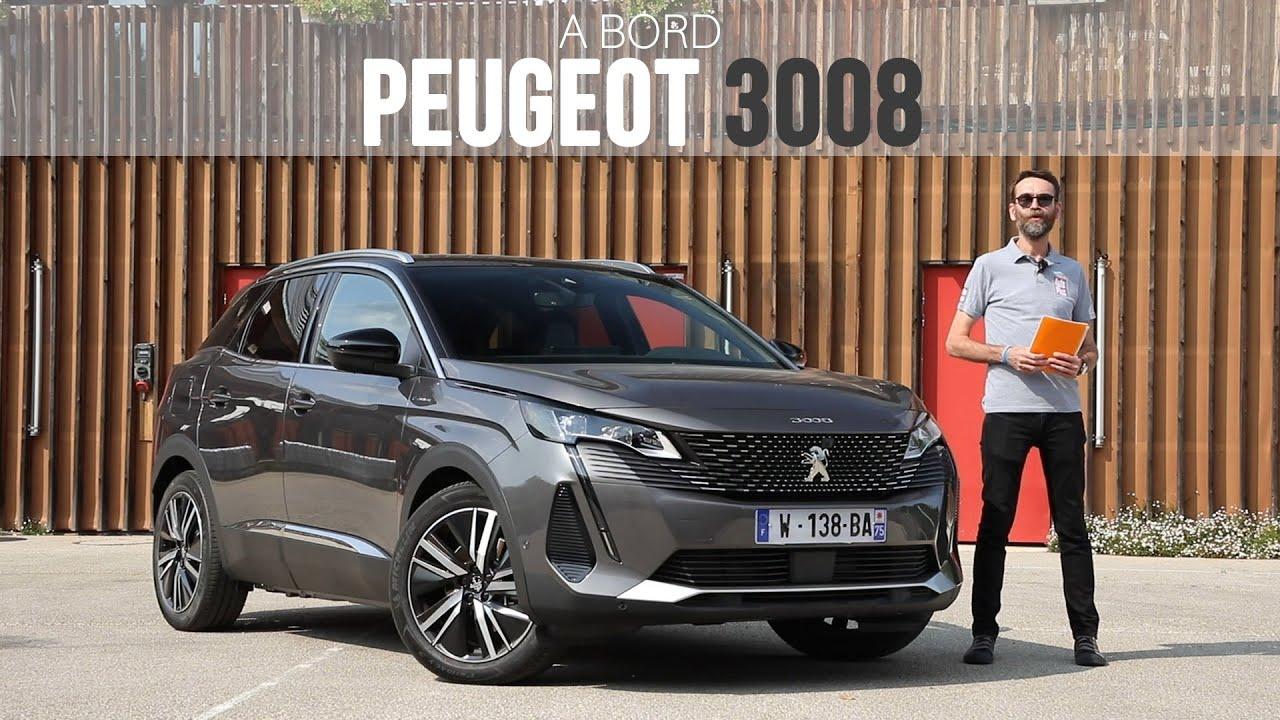 Nouveau Peugeot 3008 (2020) : que vaut le SUV restylé ? ESSAI VIDEO