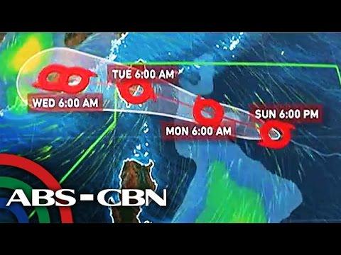 TV Patrol: 'Helen' nagbabanta sa extreme northern Luzon
