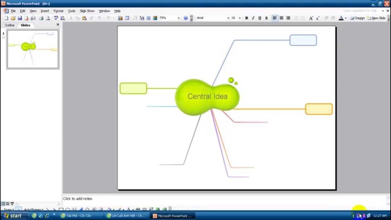 Long_alpha : Hướng dẫn cách chuyển file iminmap 7 sang PowerPoint