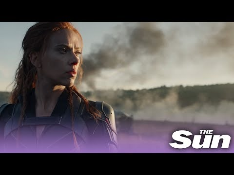 Black Widow: Official Teaser Trailer (2020) Trailer HD