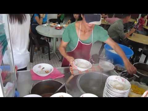 Sarawak Laksa, Choon Hui Cafe