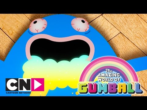 The Amazing World of Gumball | First Time Gamer | Cartoon Network