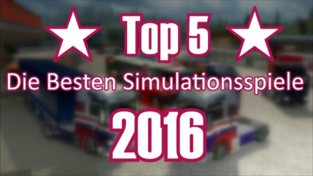 Besten Simulationsspiele