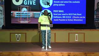 Time in The Word | Pastor Tony Smith | 05-27-2020