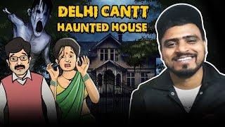 Delhi Haunted House - Amit Bhadana | Hindi Horror Story | Khooni Monday E22 🔥🔥🔥 thumbnail