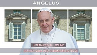 2017.10.22 - Angelus Domini