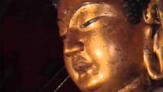 Kaikei's Amida Triad (快慶の阿弥陀三尊仏)