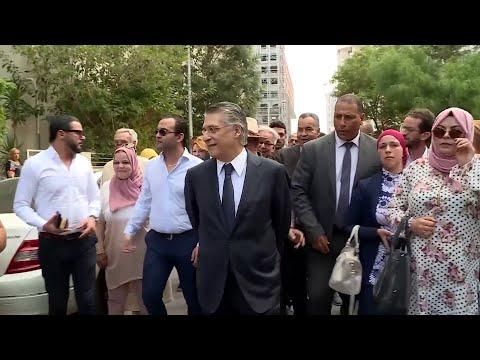 النتائج الأولية لانتخابات الرئاسة التونسية  - نشر قبل 2 ساعة