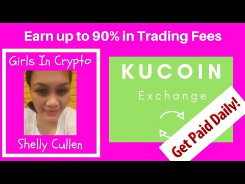 NEW Kucoin Exchange Pays upto 90% Back Daily: Get Kucoin Now!