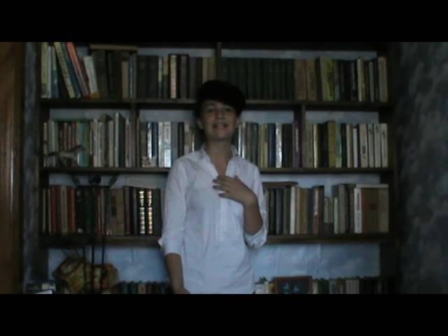 Изображение предпросмотра прочтения – ЭвелинаРодионова читает произведение «Я обманывать себя не стану...» С.А.Есенина