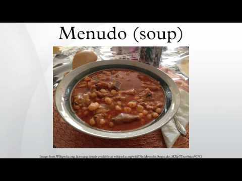 Menudo (soup)