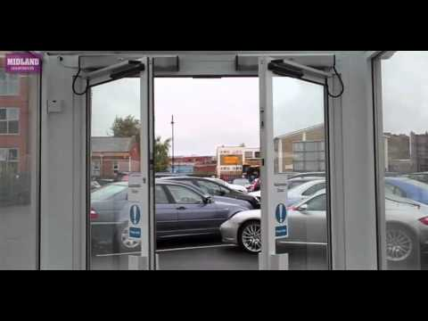 Midland Shopfronts: Roller Shutters, Automatic Entrances & Aluminum Shopfronts