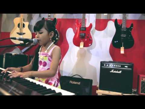 Abel - Andai Aku Besar Nanti (Cover) Original Song By Sherina Munaf