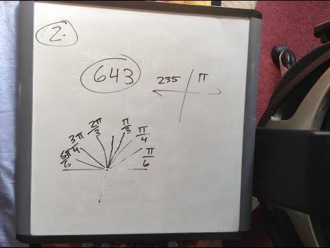 Lil' Pi Teaches the Unit Circle!