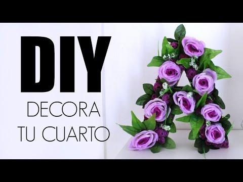 DIY: DECORA TU CUARTO | SPRING ROOM DECOR
