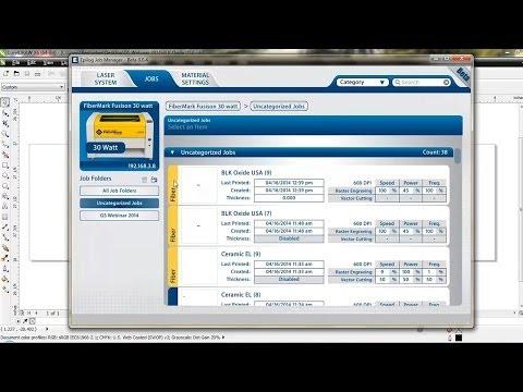 Epilog Job Management Software Demo
