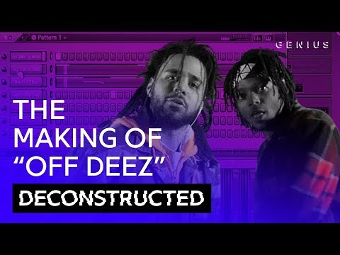 The Making Of JID & J. Cole's  Off Deez  With CHASETHEMONEY | Deconstructed