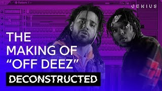 "The Making Of JID & J. Cole's ""Off Deez"" With CHASETHEMONEY 