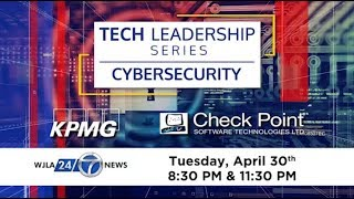 Tech Leadership Series: Cybersecurity