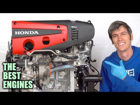 Engineering Explained reviews the Honda Civic Type R's engine