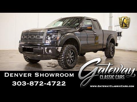 2013 Ford F150 XLT - Denver Showroom #470 Gateway Classic Cars