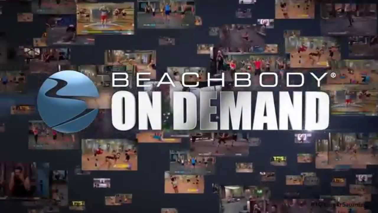 Beachbody On Demand Streaming Workouts Are Here Youtube