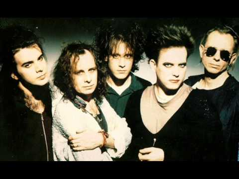 The Cure - Porl's (İnstrumental Demo 1992)