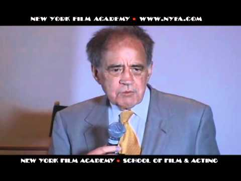 New York Film Academy Presents: A Q&A With Arthur Cohn (Producer) (Part 1 Of 6)