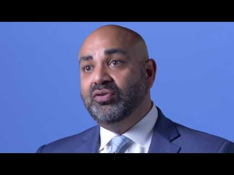 Meet Dr. Gopal Bajaj, Radiation Oncologist, at Inova Schar Cancer Institute