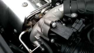 1.4 TSI 122 BHP engine sound fully warmed Volkswagen Golf MK6